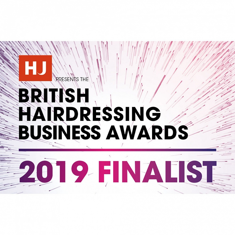 British Hairdressing Business Award Finalist