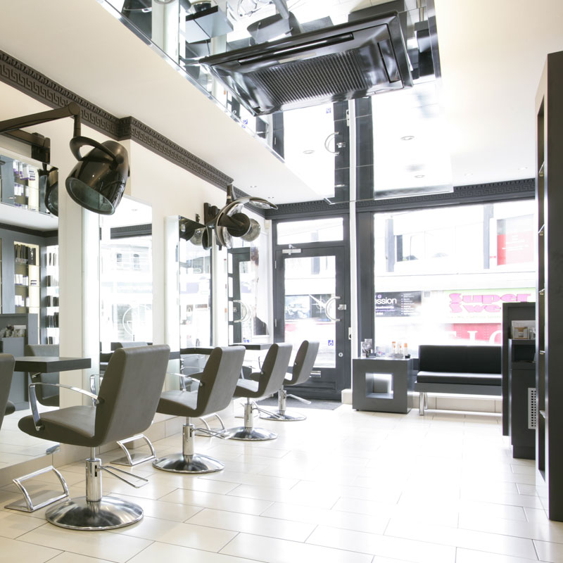 Reflections hair salon - Interior 2