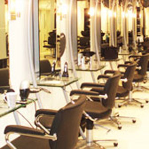 Reflections Knowle hair salon - Interior